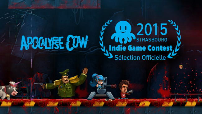 Apocalypse Cow is a Finalist in the Strasbourg Film Festival